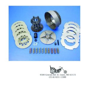 Clutch Drum Kit for Kick Starter Models 4 Speed FL FX 41-84