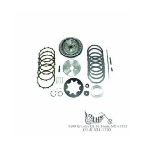 Clutch Drum Kit FXST FLST FLT FXR 85-90