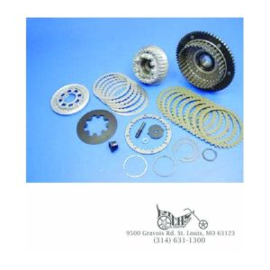 Clutch Drum Kit FXST FLST FLT FXD 94-97