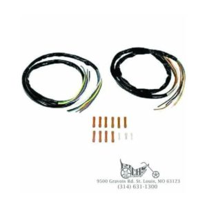 48'' Extended Wiring harness for 82-95 Harleys 12048