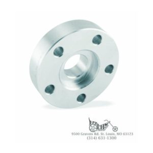 Vulcan Rear Pulley Spacer 3/8'' 00-Up XL Sportster Big Twin