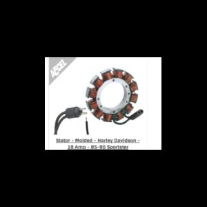 Accel Stator for 85-90 Sportster Xls 19 Amps 152105