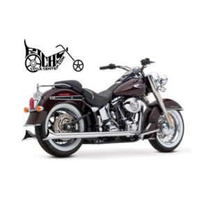 Vance and Hines Softail Duals 97-11 Softail Models