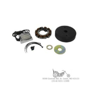 Alternator Charging System Kit 32 Amp 29985-87 FXST FLST 89-98 Carburetor