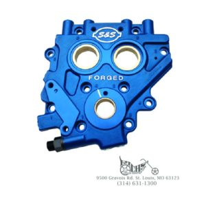S&S TC3 Cam Plate 99-06 Twin Cam (except 06 Dyna) w/ Gear Drive Cams