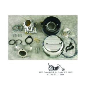 Ultima R2 Carburetor kit Evos 1984-L w/ Voes Manifold Vacuum Port replaces S&S