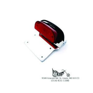 Tail Lamp and Bracket Assembly Slice Style - FXST 2006-UP