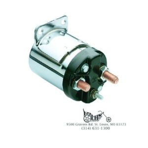 Starter Solenoid Big Twin 4 Speed 65-86 Softail 84-88 Sportster 67-80