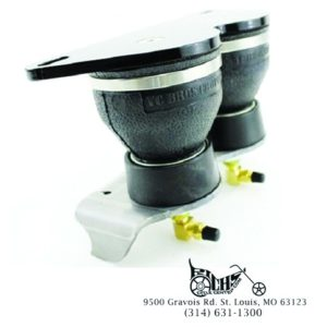 Dual Air Ride Solo Seat Bracket Kit