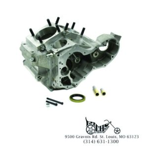 Engine Crankcase for 55-62 FL Panhead