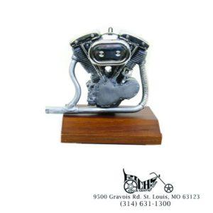 Shovelhead Motor Pewter Model
