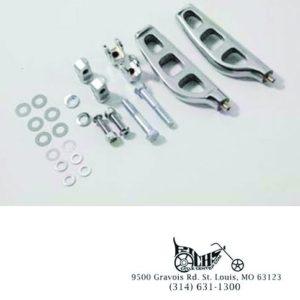 Billet Footpeg Set - Fits See Below