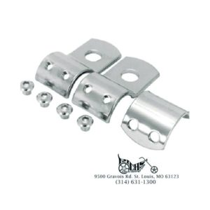 3 Piece 1-1/4'' Frame Clamp 1/2'' Hole 50903-85T