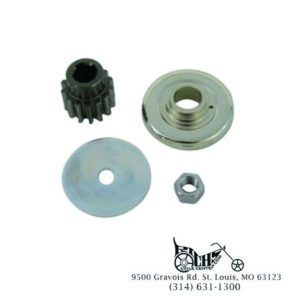 Generator Gear Kit 14 Tooth for Harley XL 1959-81
