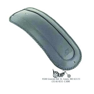 Mustang Rear Fender Bib for Solo Seat Sportster 04-Later