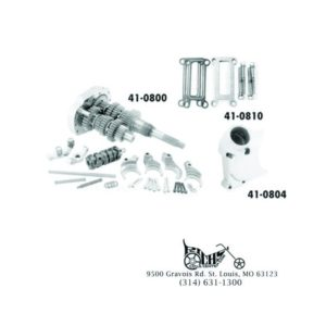 Baker 6-Speed Builders Kit - 2.94 Stock Ratio - 41-0885