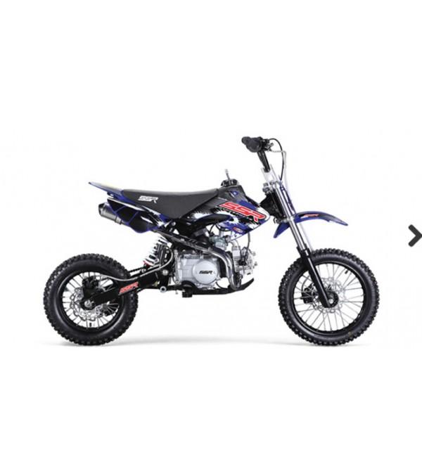 SSR Motorcycles - SR125 Semi