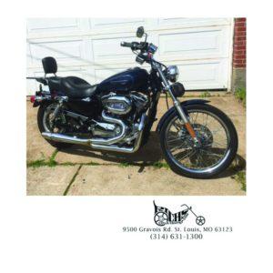 2008 Harley XL 1200