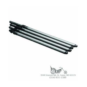 Jims Adjustable Pro-Lite Pushrod Set 84-99 Evolution Big Twins