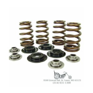 Beehive Valve Spring Kit 84-99 Big Twin 99-04 Twin Cam 86-03 Sportster