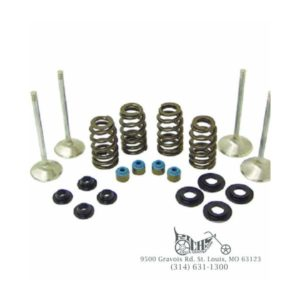 Manley Valve Train Component Kit 05-Later Twin Cam