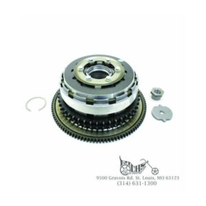 Clutch Drum Kit FXST Softail 07-10 37813-06a