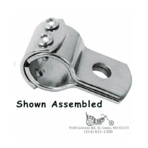3 Piece 1-1/8'' Frame Clamp 1/2'' Hole 50905-85T