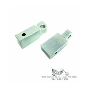 Zinc Male Clevis Set - Fits See Below 27-0746