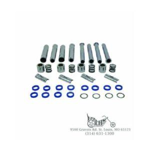 Pushrod Cover Kit Knucklehead EL 36-39 61