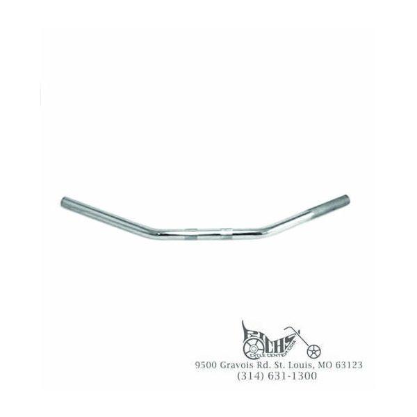 1'' Drag Bar with Indents FL FX Sportster Softail FXR Dyna FLT 82-Up 56558-95