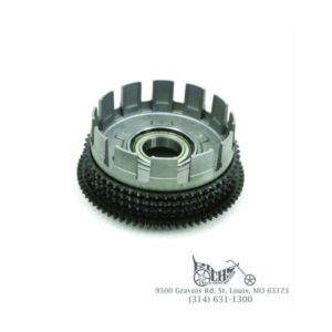 Clutch Drum Shell with magnets Sportster 84-90 replaces HD 36791-84