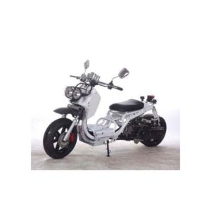 Test Scooter Maddog 49cc