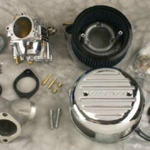 R2 Carburetor kit Twin Cam by Ultima Band Style replaces S&S