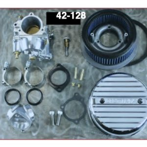 R2 Carburetor kit Shovelhead by Ultima Band Style replaces S&S