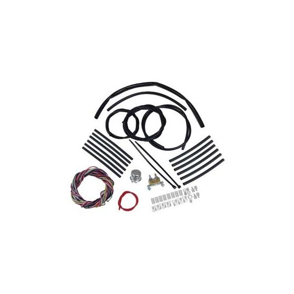 12 Volt Chopper Harley Wire Harness Kit