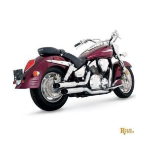 Vance and Hines Cruzers VN700/750 Vulcan 86-04