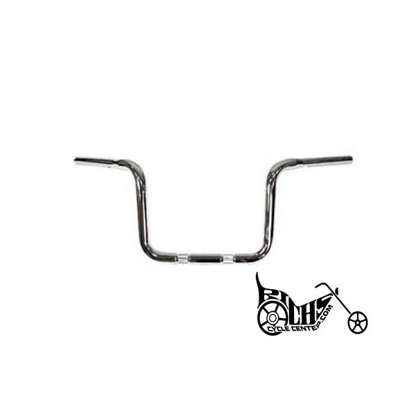 "11"" Spring Ape Handlebar with Indents Springer Softail FXSTS 88-05"