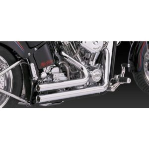 Vance and Hines Shortshots Original Exhaust 86-06 Softail Models