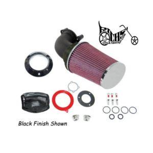 Mass Flow Intake Sportster 08-Later Black 29080-09