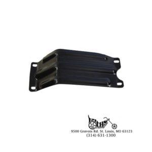 Black Steel Skid Plate for Harley FL 1941-84