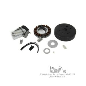 Alternator Charging System Kit 38 Amp FXST FXD FLT FLST FL FX 70-99
