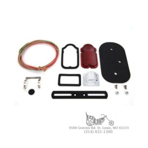 Tombstone Tail Lamp Parts Kit FL 50-54