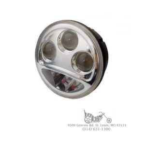 "5-3/4"" LED Replacement Headlamp Unit - All models"