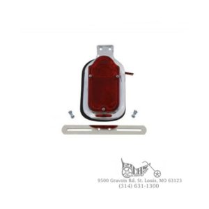 Tombstone Tail Lamp Bulb Type - Fits: FL 1947-1954
