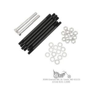 Colony Motor Case Stud Kit 66-69 Shovelhead 65 Panhead