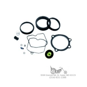 Keihin CV Carburetor Rebuild Kit Big Twin 90-Later Sportster 88-Later