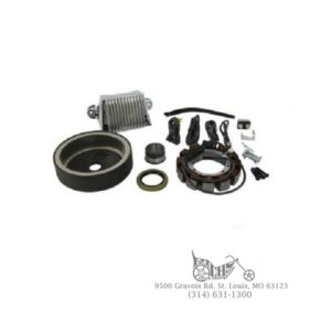 Alternator Charging System Kit 38 Amp Carbureted FLT 91-96