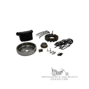 Alternator Charging System Kit 45 Amp Carbureted FLT 91-96