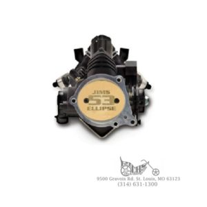Jims Ellipse 53mm Throttle Body FXST FLST FXD FLT 06-Up With Electronics