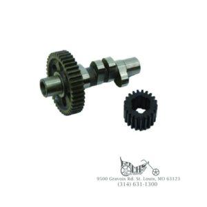 Cam Gear Kit 70-77 FLH Panhead Shovelhead Evolution
